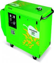 Generators light green